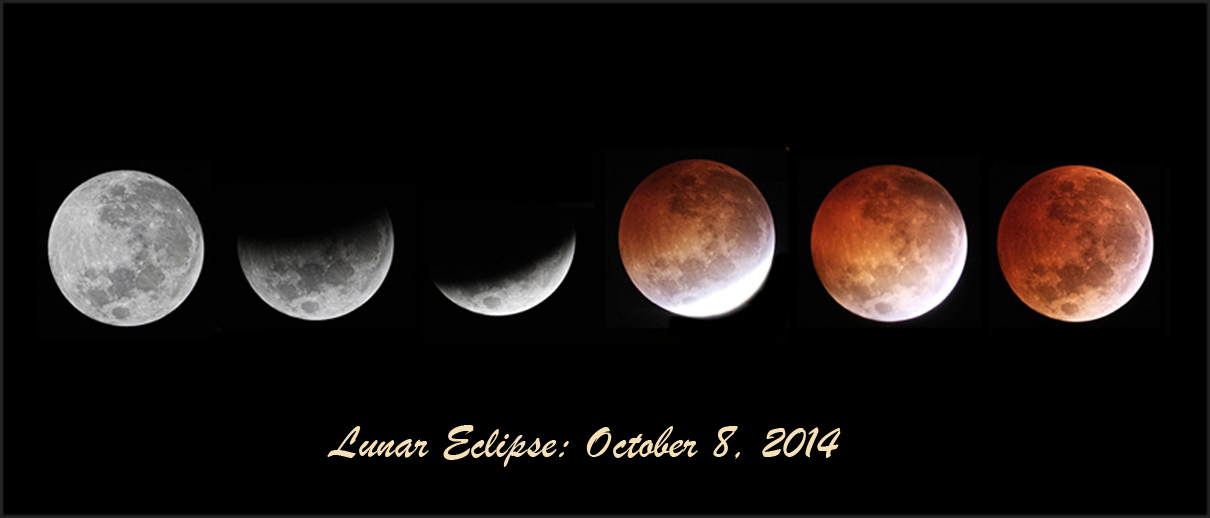 Lunar Eclipse: 10/8/15