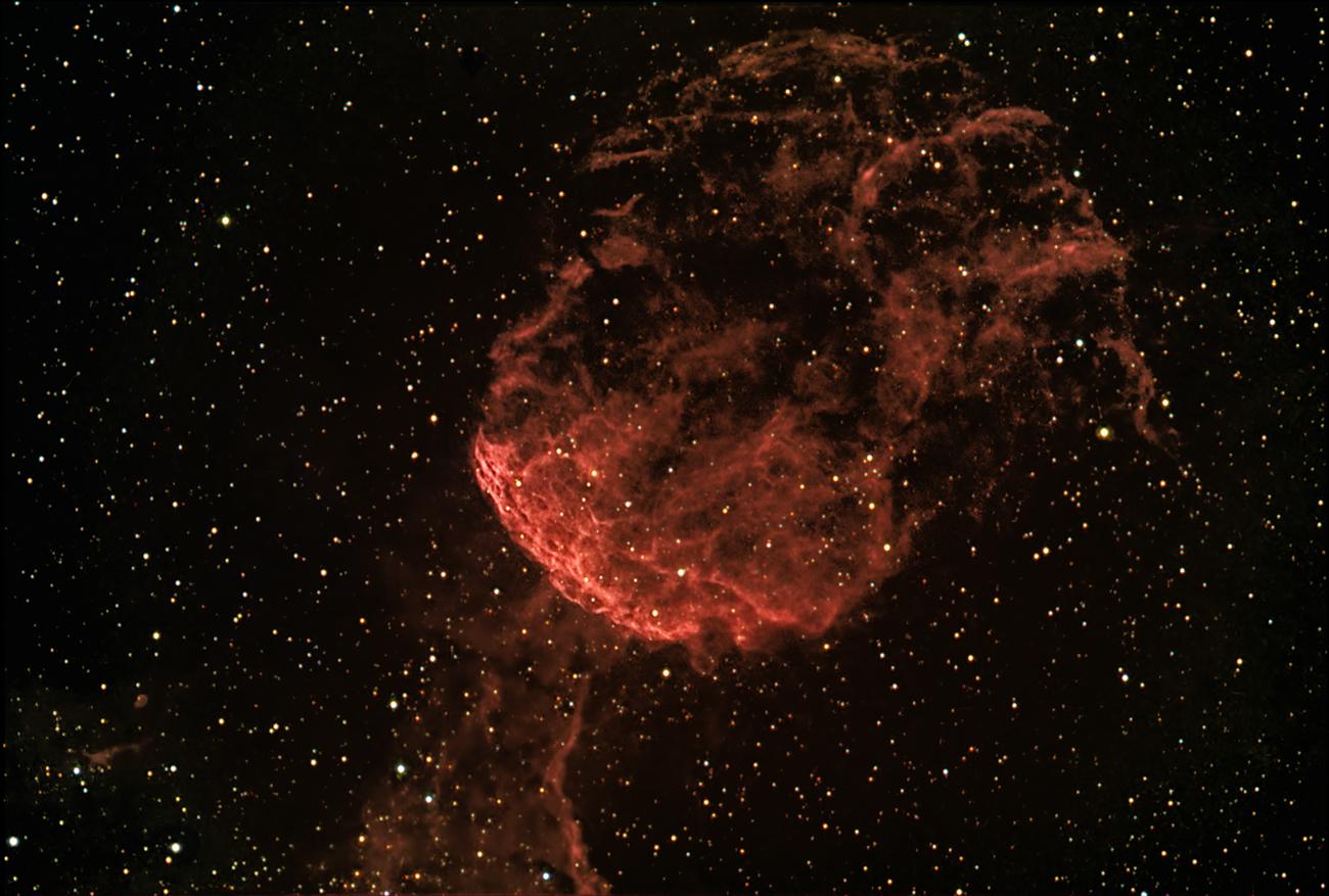 IC443 - Jellyfish Nebula by Michael Caligiuri