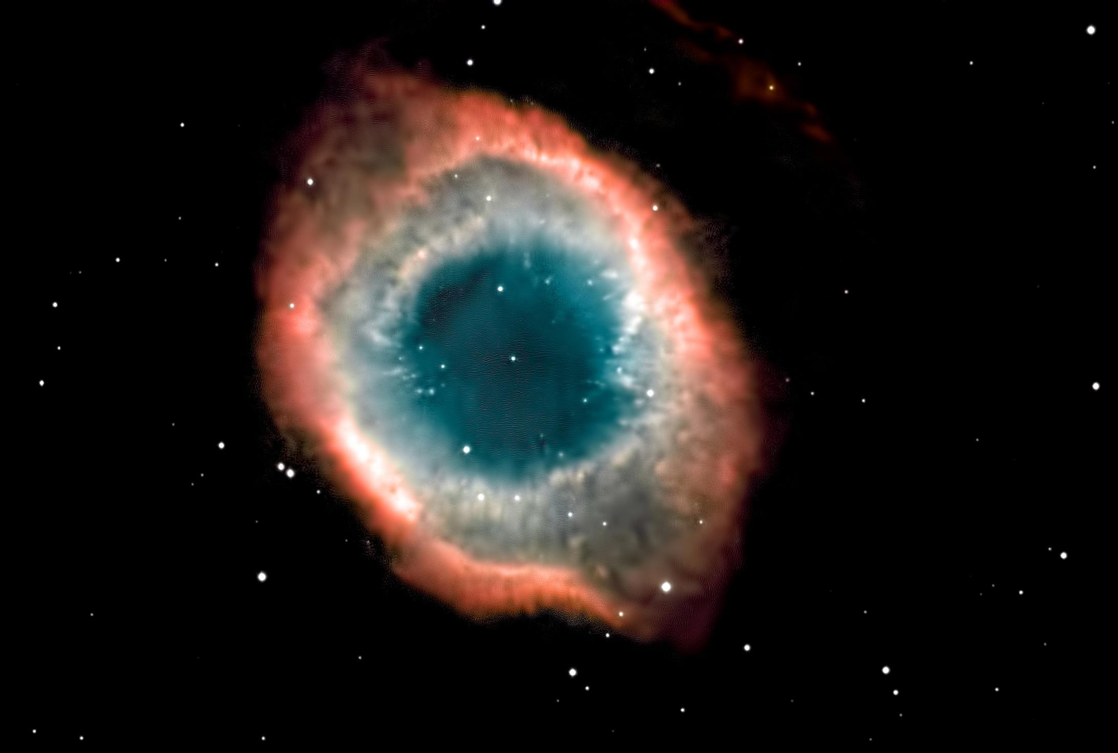 Helix Nebula - Pics about space